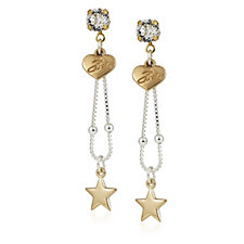 Bibi Bijoux Star Drop Earrings