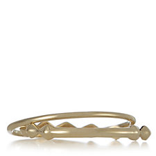 306546 - The Gold Room 9ct Gold Set of 2 Stacking Band Rings