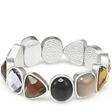 Sence Copenhagen Multi Stone Stretch Bracelet