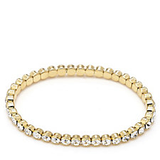 303347 - loveRocks Crystal Tennis Stretch Bracelet