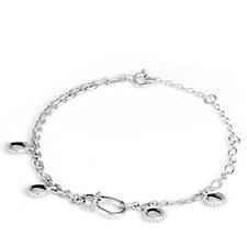 Links of London Amulet Bracelet Sterling Silver