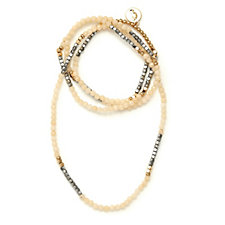 Bcharmd Island Multi Way Bracelet or 51cm Necklace