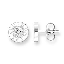 Thomas Sabo Glam & Soul Stud Earrings Sterling Silver