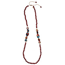 Lola Rose Orient Haze Semi Precious 90cm Necklace