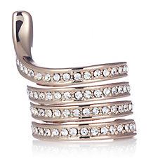 Roberto by RFM Serpentini Crystal Ring