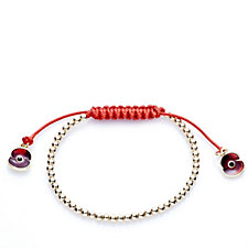 306951 - The Poppy Collection Bead Friendship Bracelet by Buckley London