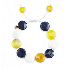 Lola Rose Cindy Semi Precious Bracelet