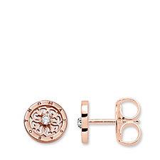 Thomas Sabo Glam & Soul Ornament Stud Earrings Sterling Silver