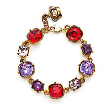 303654 - Butler & Wilson Multi Crystal Bracelet