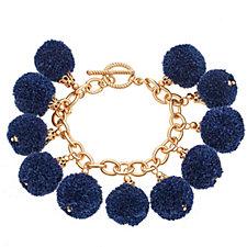 Fornash Fiesta Pom Pom Bracelet