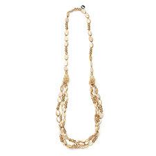 Bcharmd Sunset Multi Bead 43cm Necklace