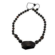 Lola Rose Elemental Nugget Semi-Precious Adjustable 41cm Pendant Necklace