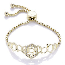 Bill Skinner Honeycomb Friendship Bracelet