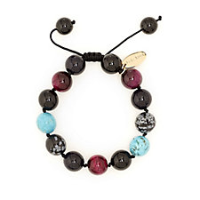 Lola Rose Rebekah Semi Precious Adjustable Bracelet