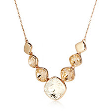 Aurora Swarovski Crystal Graduated 52cm Necklace