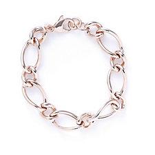 Bronzo Italia 1x1 Figaro Chain Bracelet