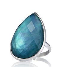 311757 - Lola Rose Boutique Nocturne Semi Precious Ring