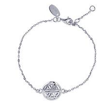 Links of London Maze Station Bracelet Sterling Silver
