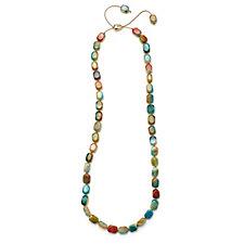 307759 - Lola Rose Hannah Semi Precious Luxe Slider Necklace