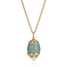 Elizabeth Taylor Egg Pendant 75cm Necklace