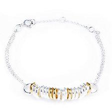 Links of London Sweetie 16cm-20cm Bracelet Sterling Silver