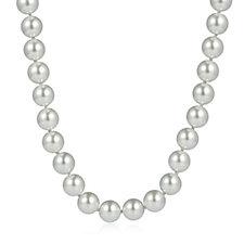 Elizabeth Taylor Simulated Pearl 47cm Necklace