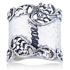 Outlet Or-Paz Lace Band Ring Sterling Silver