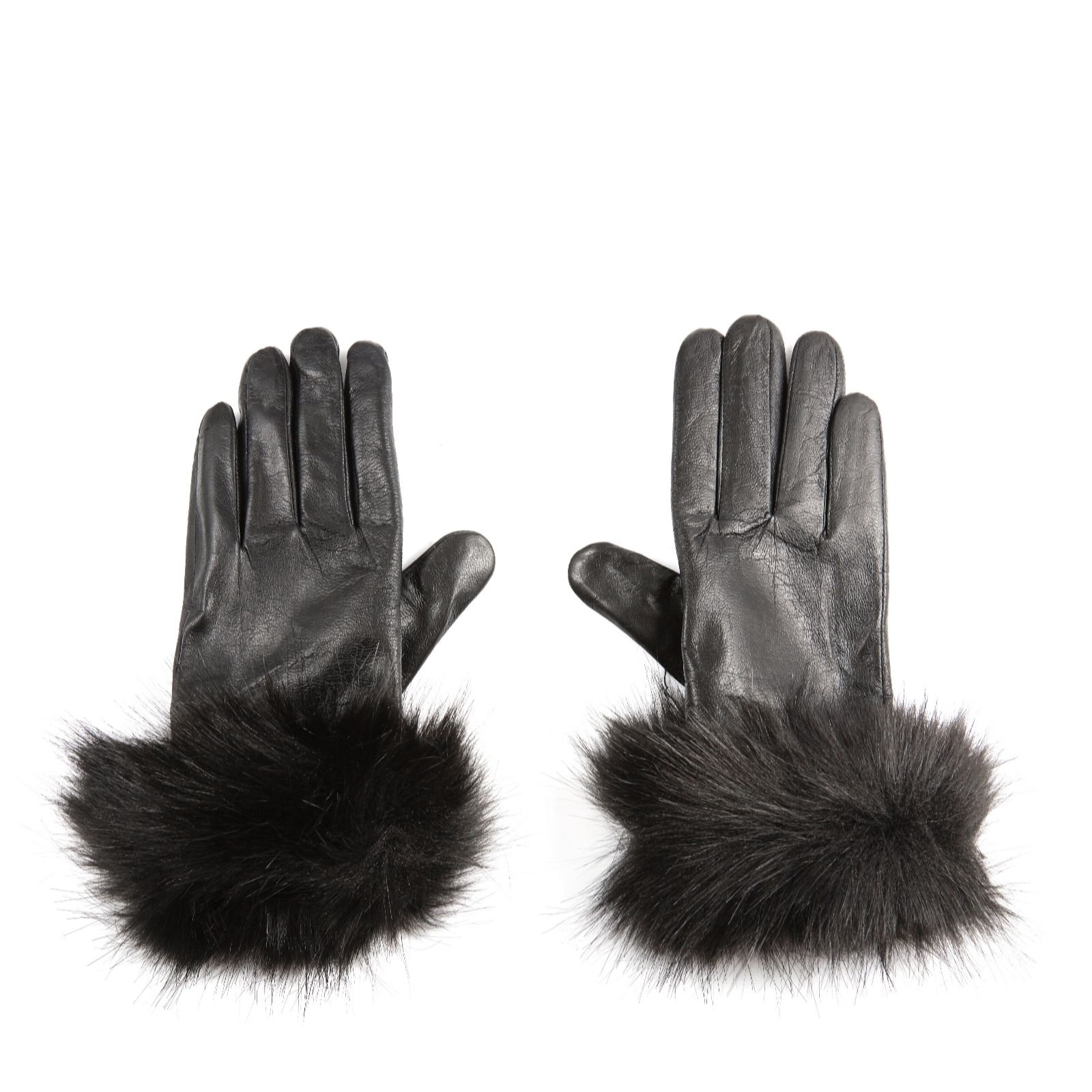 Black usher gloves - Black Usher Gloves 58