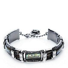 Butler & Wilson Art Deco Style Crystal Bracelet