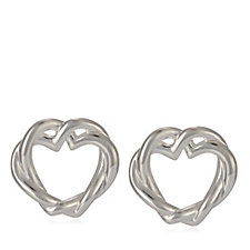 Links of London Kindred Soul Stud Earrings Sterling Silver