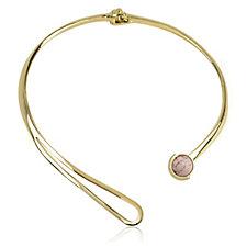 Danielle Nicole Serpentine Choker Necklace