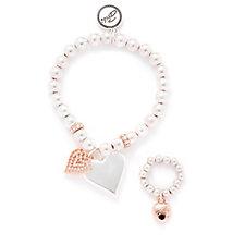Bibi Bijoux Bracelet & Ring Set in Gift Box