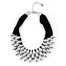 307866 - MarlaWynne Goddess Bib Necklace