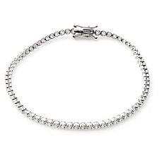 1ct Classic Diamond Tennis Bracelet 9ct Gold