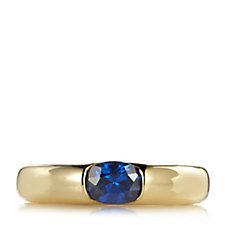 Elizabeth Taylor Simulted Gemstone Stack Ring