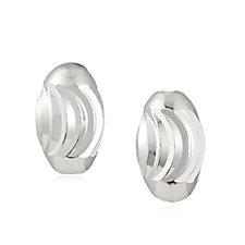 Links of London Essentials Beaded Stud Earrings Sterling Silver