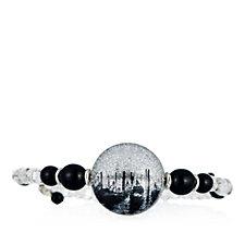 Murano Glass Venetian Wrap Bracelet