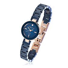 Anne Klein Ladies Ava Ceramic Bracelet Watch