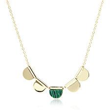 Danielle Nicole Billie Semi Precious Stone 45cm Necklace