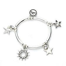 Bibi Bijoux Star & Crystal Bracelet