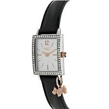 Radley London Primrose Hill Crystal Bezel Leather Strap Watch
