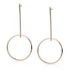Pilgrim Bar & Hoop Earrings
