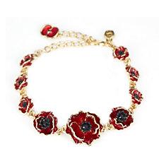The Poppy Collection Bracelet by Bill Skinner