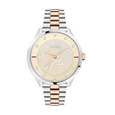 Furla Ladies Metropolis Bracelet Strap Watch