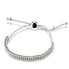 Links of London Mini Friendship Bracelet Sterling Silver