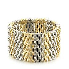 Frank Usher Stretch Crystal Bracelet