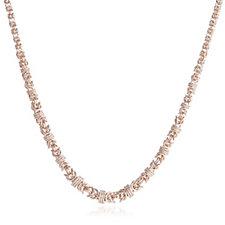305879 - Bronzo Italia Graduated Byzantine 60cm Necklace