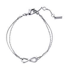 Pilgrim Infinity Bracelet