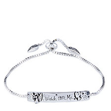 Extraordinary Life Friendship Bracelet Sterling Silver
