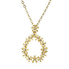 306781 - Roberto by RFM Giardino Drop 45cm Necklace with 5cm Extender
